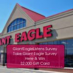 Gianteaglelistens.com | GIANT EAGLE Survey