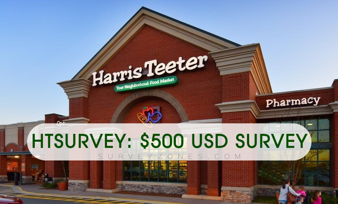 HTsurvey | Harris Teeter Survey @ www.htsurvey.com