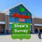 Shaws Customer Satisfaction Survey At www.shawsurvey.com
