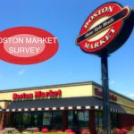 www.tellbostonmarket.com Boston Market Guest Satisfaction Survey