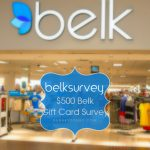 www.belksurvey.com- BELK SURVEY