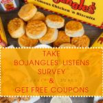 Bojangles Listens Survey [Bojangles' Survey]