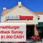 Smashburger Feedback [SMASHBURGER SURVEY]
