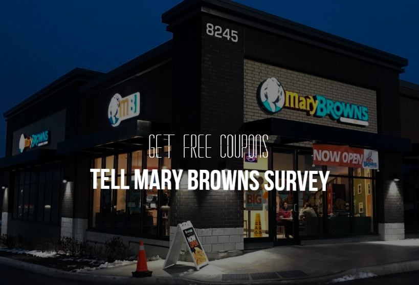 Tell Mary Browns Survey